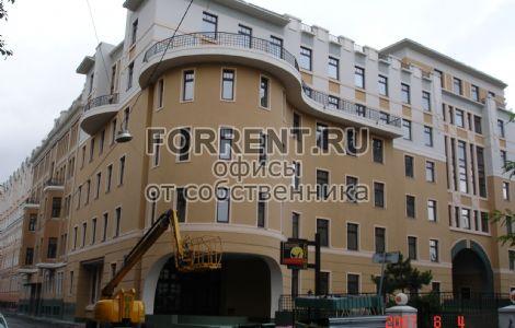 Аренда офиса 50 кв Головин Малый переулок коммерческая недвижимость инвестиции москва доходность